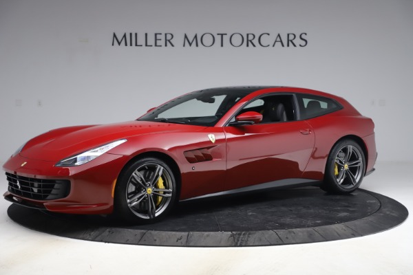Used 2019 Ferrari GTC4Lusso for sale Call for price at Alfa Romeo of Greenwich in Greenwich CT 06830 2