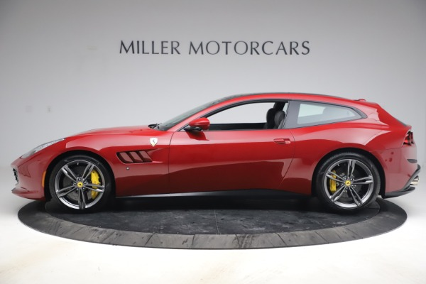 Used 2019 Ferrari GTC4Lusso for sale Call for price at Alfa Romeo of Greenwich in Greenwich CT 06830 3