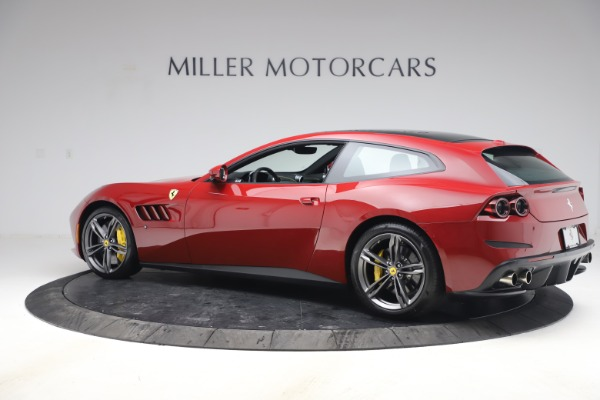 Used 2019 Ferrari GTC4Lusso for sale Call for price at Alfa Romeo of Greenwich in Greenwich CT 06830 4
