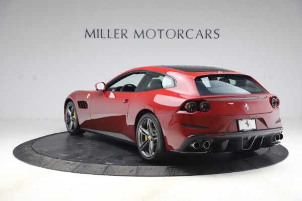 Used 2019 Ferrari GTC4Lusso for sale Call for price at Alfa Romeo of Greenwich in Greenwich CT 06830 5