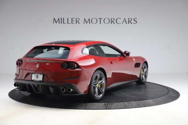 Used 2019 Ferrari GTC4Lusso for sale Call for price at Alfa Romeo of Greenwich in Greenwich CT 06830 7