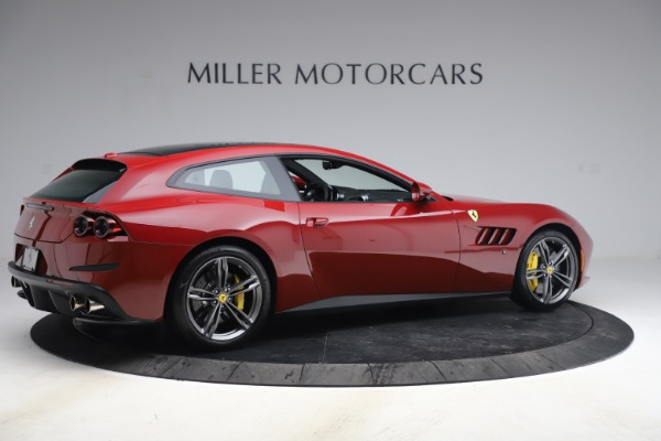Used 2019 Ferrari GTC4Lusso for sale Call for price at Alfa Romeo of Greenwich in Greenwich CT 06830 8