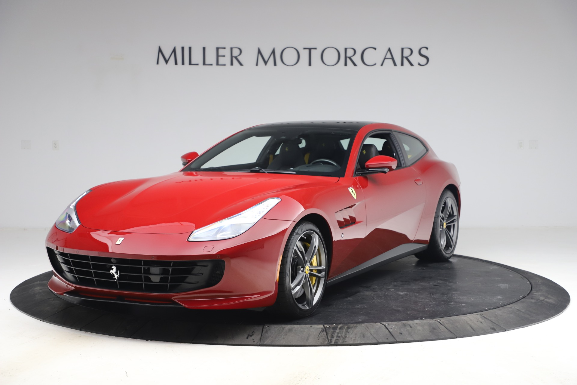 Used 2019 Ferrari GTC4Lusso for sale Call for price at Alfa Romeo of Greenwich in Greenwich CT 06830 1