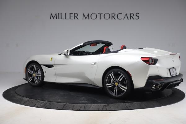 Used 2020 Ferrari Portofino for sale Call for price at Alfa Romeo of Greenwich in Greenwich CT 06830 4