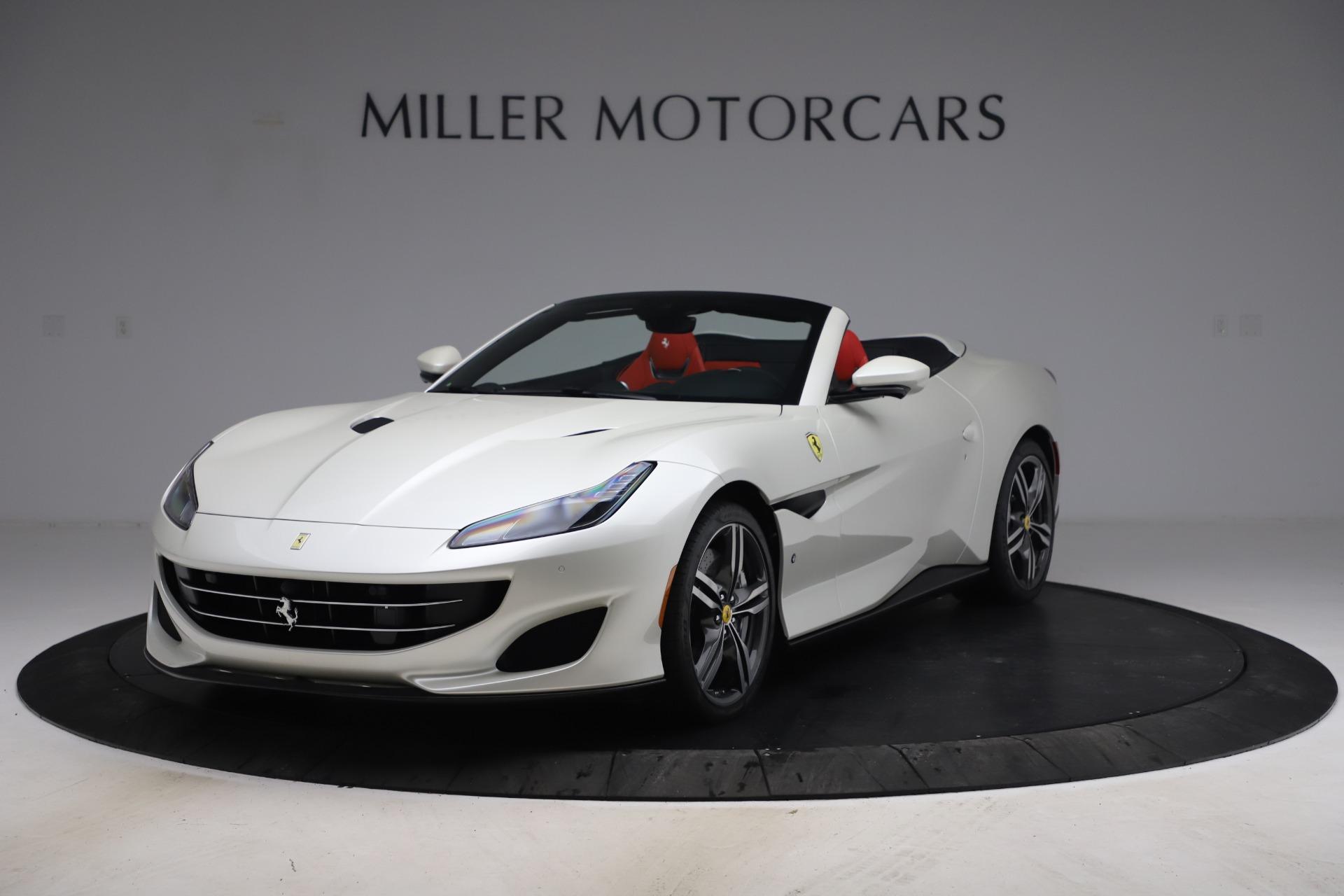 Used 2020 Ferrari Portofino for sale Call for price at Alfa Romeo of Greenwich in Greenwich CT 06830 1