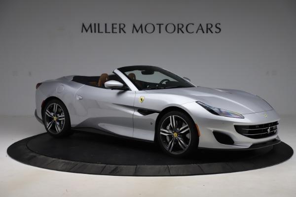 Used 2020 Ferrari Portofino for sale Sold at Alfa Romeo of Greenwich in Greenwich CT 06830 10