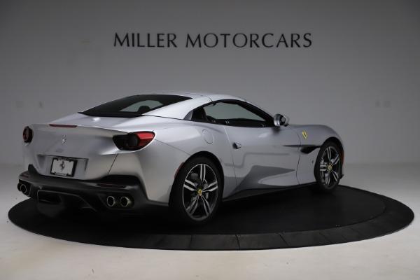 Used 2020 Ferrari Portofino for sale Sold at Alfa Romeo of Greenwich in Greenwich CT 06830 16