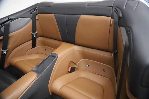 Used 2020 Ferrari Portofino for sale Sold at Alfa Romeo of Greenwich in Greenwich CT 06830 21