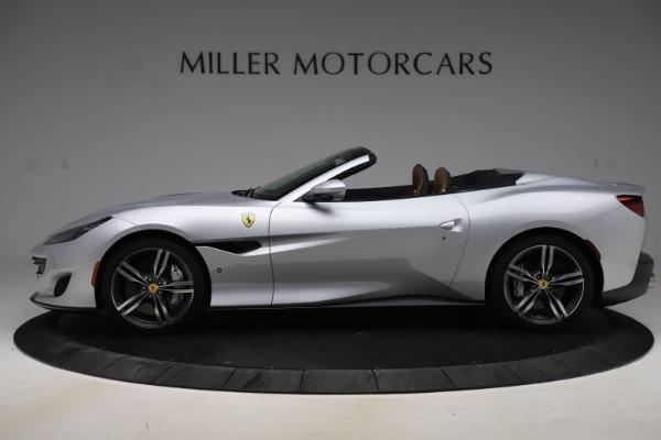 Used 2020 Ferrari Portofino for sale Sold at Alfa Romeo of Greenwich in Greenwich CT 06830 3