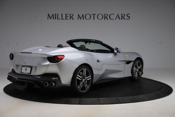 Used 2020 Ferrari Portofino for sale Sold at Alfa Romeo of Greenwich in Greenwich CT 06830 6