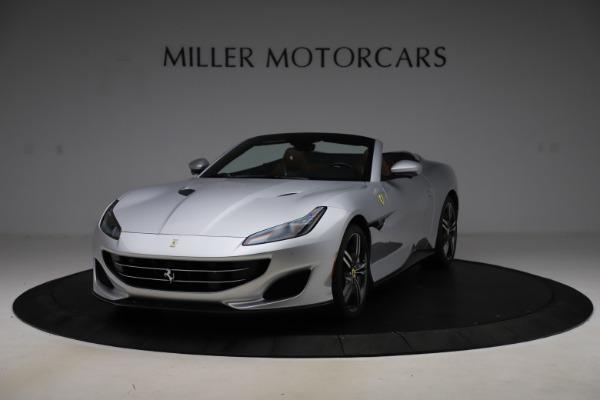 Used 2020 Ferrari Portofino for sale Sold at Alfa Romeo of Greenwich in Greenwich CT 06830 1