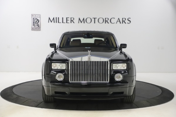 Used 2006 Rolls-Royce Phantom for sale $109,900 at Alfa Romeo of Greenwich in Greenwich CT 06830 2