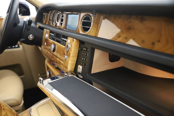 Used 2006 Rolls-Royce Phantom for sale $109,900 at Alfa Romeo of Greenwich in Greenwich CT 06830 28