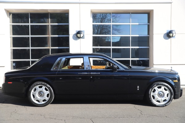 Used 2006 Rolls-Royce Phantom for sale $109,900 at Alfa Romeo of Greenwich in Greenwich CT 06830 5