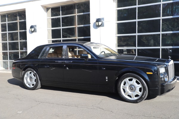 Used 2006 Rolls-Royce Phantom for sale $109,900 at Alfa Romeo of Greenwich in Greenwich CT 06830 6
