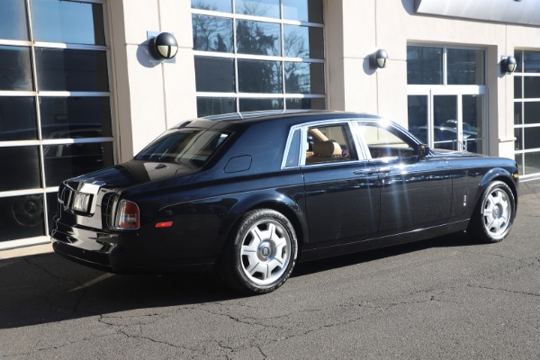 Used 2006 Rolls-Royce Phantom for sale $109,900 at Alfa Romeo of Greenwich in Greenwich CT 06830 7