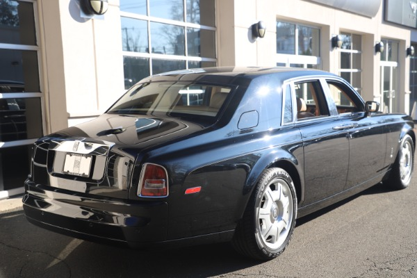 Used 2006 Rolls-Royce Phantom for sale $109,900 at Alfa Romeo of Greenwich in Greenwich CT 06830 8