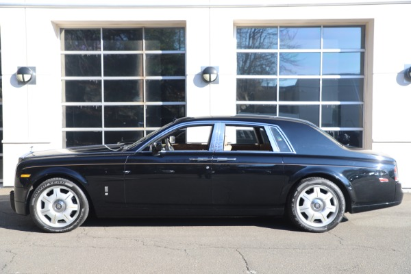 Used 2006 Rolls-Royce Phantom for sale $109,900 at Alfa Romeo of Greenwich in Greenwich CT 06830 9
