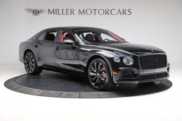 New 2021 Bentley Flying Spur V8 First Edition for sale Sold at Alfa Romeo of Greenwich in Greenwich CT 06830 11
