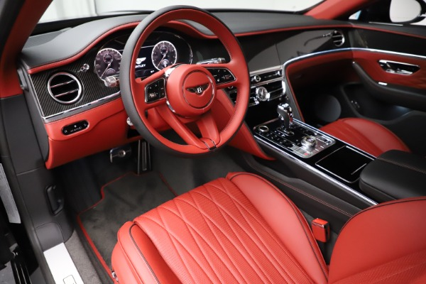 New 2021 Bentley Flying Spur V8 First Edition for sale Sold at Alfa Romeo of Greenwich in Greenwich CT 06830 18