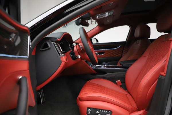 New 2021 Bentley Flying Spur V8 First Edition for sale Sold at Alfa Romeo of Greenwich in Greenwich CT 06830 19