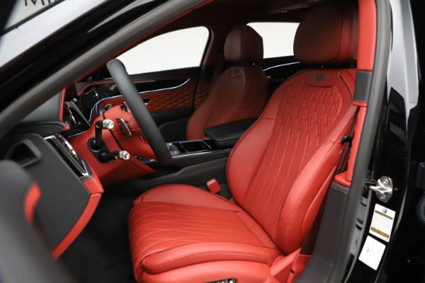New 2021 Bentley Flying Spur V8 First Edition for sale Sold at Alfa Romeo of Greenwich in Greenwich CT 06830 20