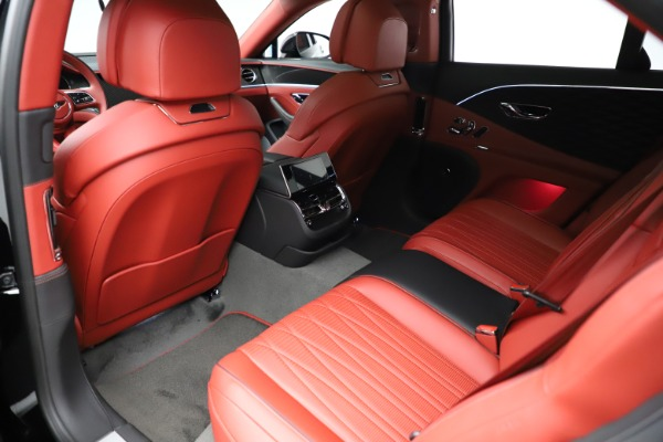 New 2021 Bentley Flying Spur V8 First Edition for sale Sold at Alfa Romeo of Greenwich in Greenwich CT 06830 21