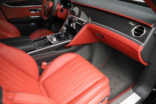 New 2021 Bentley Flying Spur V8 First Edition for sale Sold at Alfa Romeo of Greenwich in Greenwich CT 06830 25