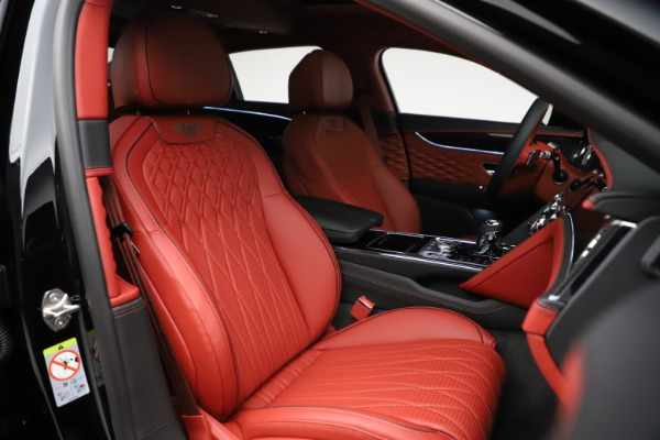 New 2021 Bentley Flying Spur V8 First Edition for sale Sold at Alfa Romeo of Greenwich in Greenwich CT 06830 27
