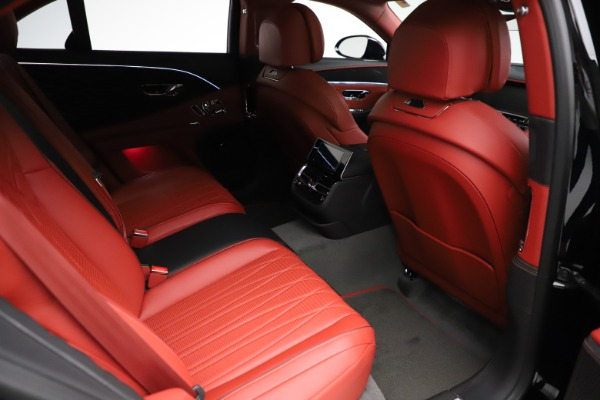 New 2021 Bentley Flying Spur V8 First Edition for sale Sold at Alfa Romeo of Greenwich in Greenwich CT 06830 28