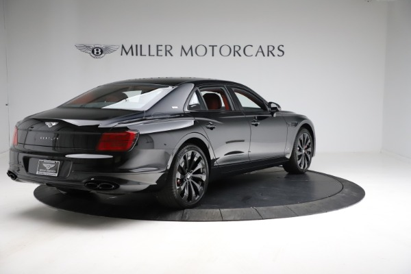 New 2021 Bentley Flying Spur V8 First Edition for sale $261,125 at Alfa Romeo of Greenwich in Greenwich CT 06830 8