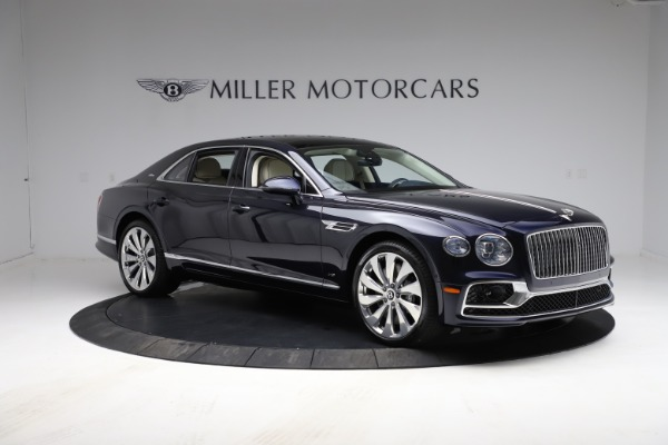 New 2021 Bentley Flying Spur V8 First Edition for sale Call for price at Alfa Romeo of Greenwich in Greenwich CT 06830 10