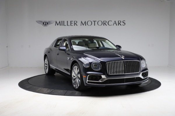 New 2021 Bentley Flying Spur V8 First Edition for sale Call for price at Alfa Romeo of Greenwich in Greenwich CT 06830 11