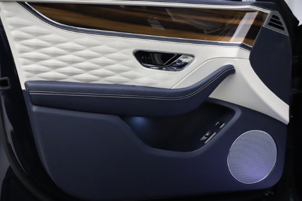 New 2021 Bentley Flying Spur V8 First Edition for sale Call for price at Alfa Romeo of Greenwich in Greenwich CT 06830 16