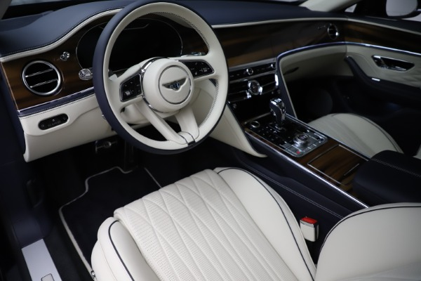 New 2021 Bentley Flying Spur V8 First Edition for sale Call for price at Alfa Romeo of Greenwich in Greenwich CT 06830 17