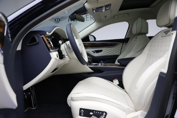 New 2021 Bentley Flying Spur V8 First Edition for sale Call for price at Alfa Romeo of Greenwich in Greenwich CT 06830 18
