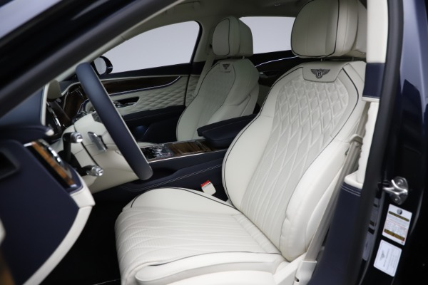 New 2021 Bentley Flying Spur V8 First Edition for sale Call for price at Alfa Romeo of Greenwich in Greenwich CT 06830 19
