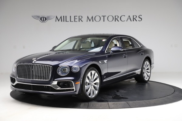New 2021 Bentley Flying Spur V8 First Edition for sale $257,050 at Alfa Romeo of Greenwich in Greenwich CT 06830 2