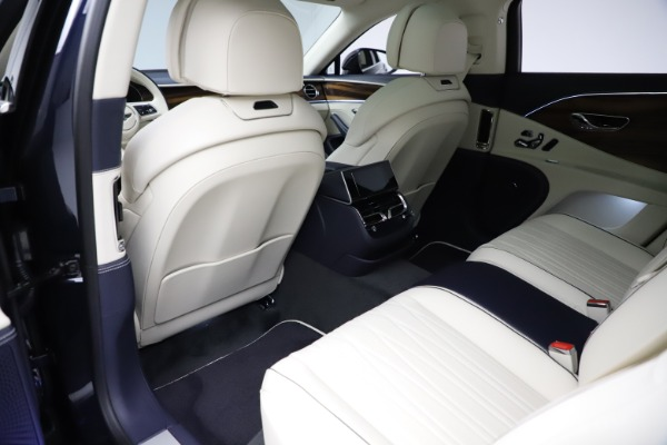 New 2021 Bentley Flying Spur V8 First Edition for sale Call for price at Alfa Romeo of Greenwich in Greenwich CT 06830 21