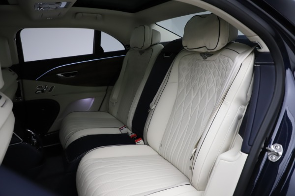 New 2021 Bentley Flying Spur V8 First Edition for sale Call for price at Alfa Romeo of Greenwich in Greenwich CT 06830 23