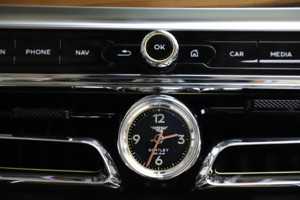 New 2021 Bentley Flying Spur V8 First Edition for sale Call for price at Alfa Romeo of Greenwich in Greenwich CT 06830 24