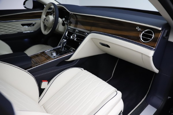 New 2021 Bentley Flying Spur V8 First Edition for sale Call for price at Alfa Romeo of Greenwich in Greenwich CT 06830 25