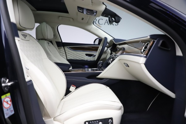 New 2021 Bentley Flying Spur V8 First Edition for sale Call for price at Alfa Romeo of Greenwich in Greenwich CT 06830 26