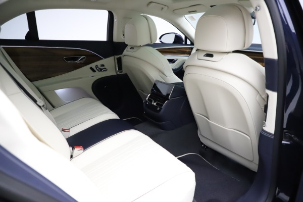 New 2021 Bentley Flying Spur V8 First Edition for sale Call for price at Alfa Romeo of Greenwich in Greenwich CT 06830 28