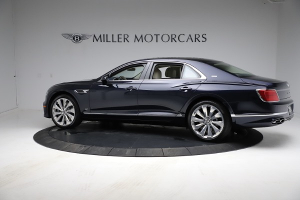 New 2021 Bentley Flying Spur V8 First Edition for sale $257,050 at Alfa Romeo of Greenwich in Greenwich CT 06830 4