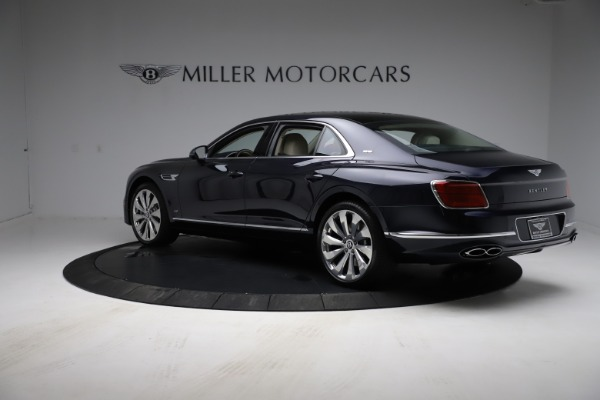 New 2021 Bentley Flying Spur V8 First Edition for sale $257,050 at Alfa Romeo of Greenwich in Greenwich CT 06830 5