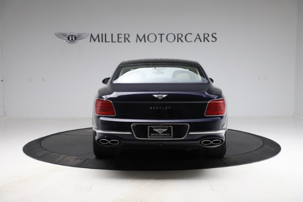 New 2021 Bentley Flying Spur V8 First Edition for sale $257,050 at Alfa Romeo of Greenwich in Greenwich CT 06830 6
