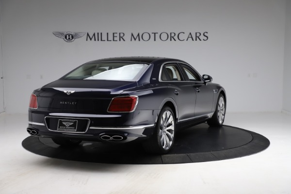 New 2021 Bentley Flying Spur V8 First Edition for sale $257,050 at Alfa Romeo of Greenwich in Greenwich CT 06830 7