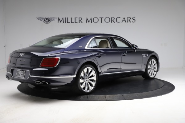 New 2021 Bentley Flying Spur V8 First Edition for sale $257,050 at Alfa Romeo of Greenwich in Greenwich CT 06830 8