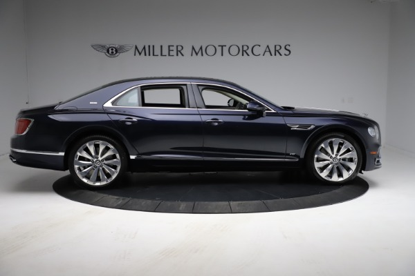 New 2021 Bentley Flying Spur V8 First Edition for sale $257,050 at Alfa Romeo of Greenwich in Greenwich CT 06830 9